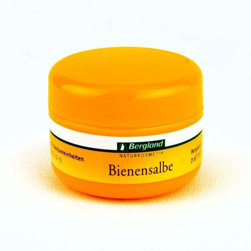 Bienenwachs-Salbe, Bienensalbe, Propolissalbe, Imkerei Oswald, bio-honig.com