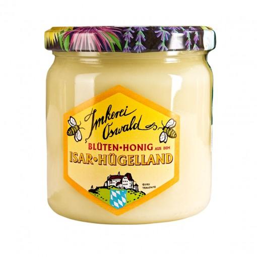 Die Honigzusammensetzung ist vielfältig.