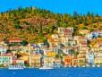 Insel Poros, Griechenland