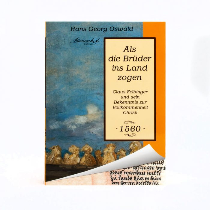 Buch über Hutterer in Deutschland.