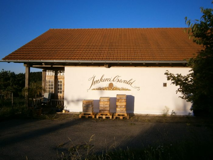 Öko-Bienenhof