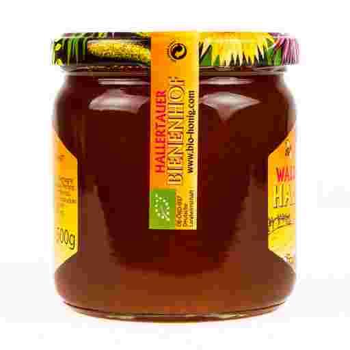 Unbehandelter Honig kaufen.