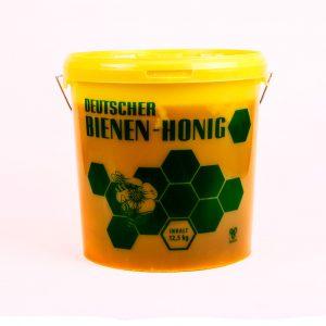 Honig zum Backen
