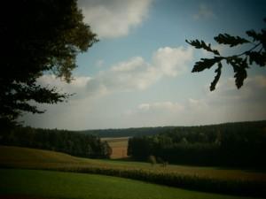 Was gibt es Schöneres, als wenn der Blick frei über den Horizont schweifen kann, und die Sonne scheint?