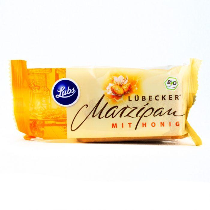 Marzipan mit Honig 100g.
