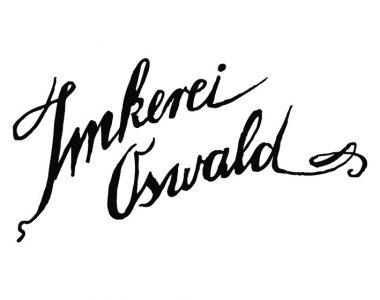 Imkerei Oswald ´s Firmenlogo bzw. Wortmarke.