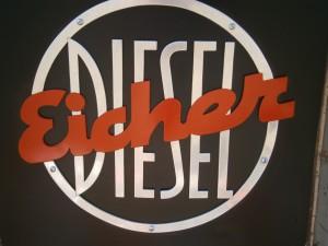 Original Eicher Vintage Logo