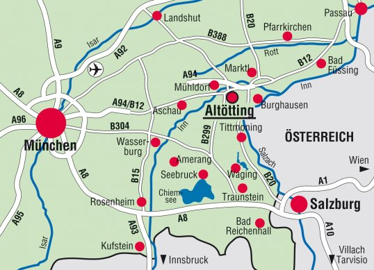 Altöttinger Land